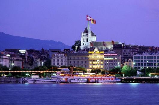 Женева отдых
